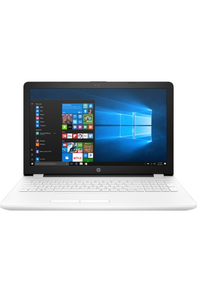 "HP 15-BS122NT Intel Core i3 5005U 4GB 256GB SSD Windows 10 Home 15.6"" Taşınabilir Bilgisayar 7WJ83EA"