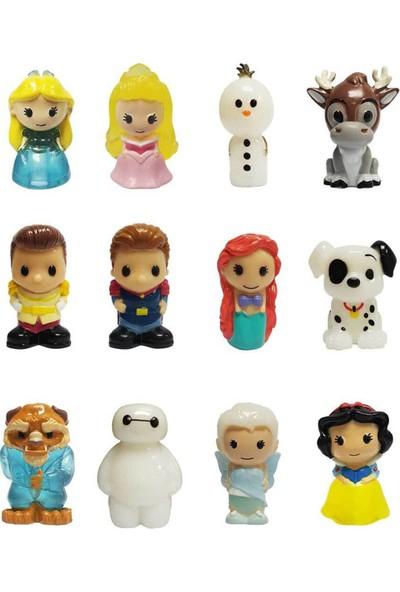Ooshies Disney Mini Figür 7'li Paket 2. Seri