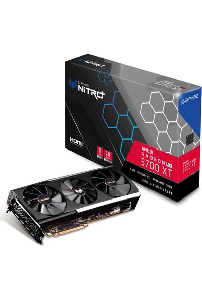 Sapphire Nitro+ Radeon RX 5700 XT 8GB 256Bit GDDR6 DX(12) PCI-E 4.0 Ekran Kartı (11293-03-40G)