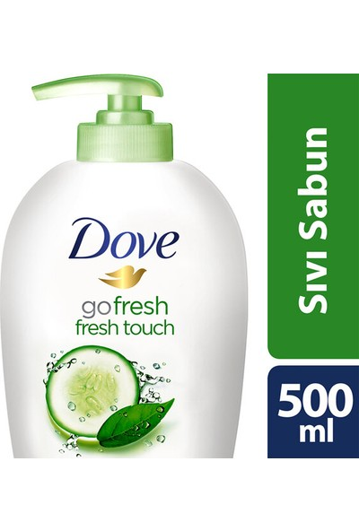 Dove Fresh Touch Sıvı Sabun 500 ml