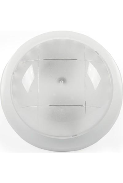 A Plus Elektrik Koza Çift Duylu Beyaz Glop Aydınlatma Armatürü Su Geçirmez Tavan Lambası