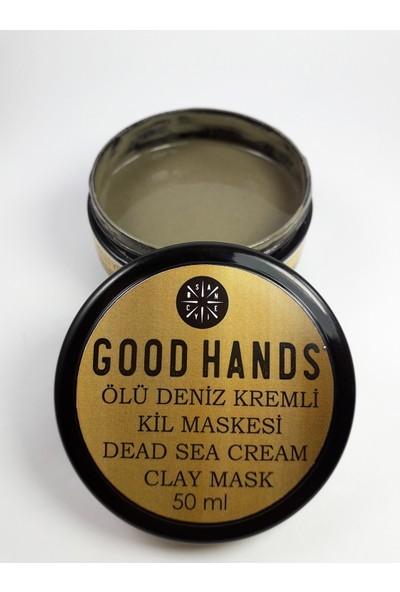 Good Hands Ölüdeniz Kremli Kil Maskesi