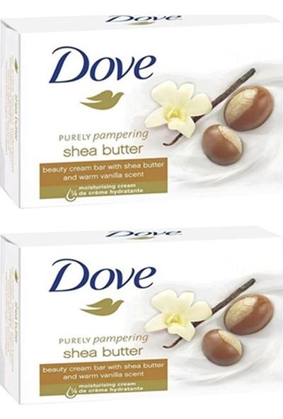 Dove Güzellik Sabunu Shea Butter 100 gr x 2