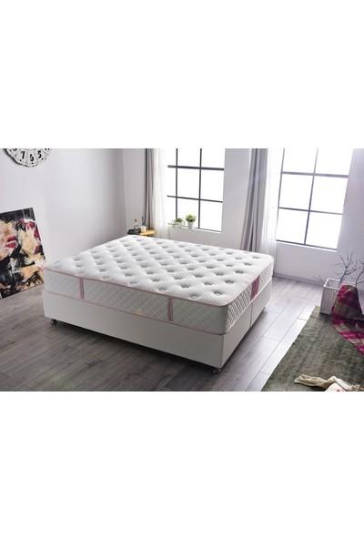 Serabed Hyper Soft Full Ortopedik Yaylı Yatak Orta Sert 160 x 200 cm