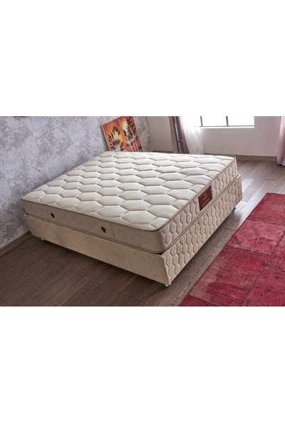 Serabed Optima Full Ortopedik Yaylı Yatak 160 x 200 cm