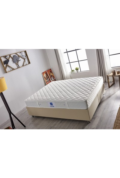 Serabed Safir Full Ortopedik Yaylı Yatak 160 x 200 cm