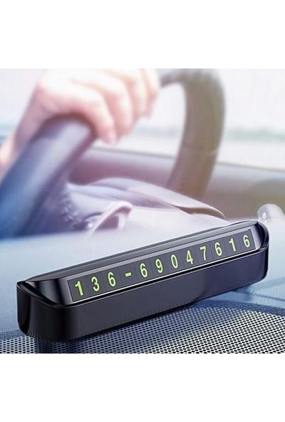 Mobitell Araç Numaratör Gizlenebilir