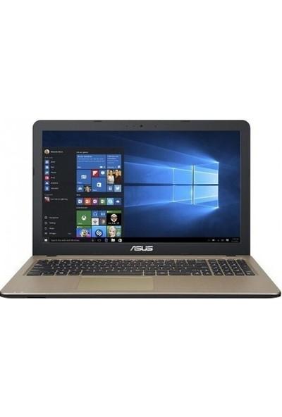 """Asus X541SA-XX641D Intel Celeron N3000 4GB 500GB Freedos 15.6"""" Taşınabilir Bilgisayar"""