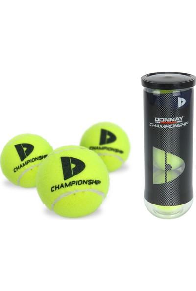 Donnay Championship 3lu Tenis Topu