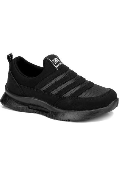 Maxsis Siyah Unisex Çocuk Ayakkabı Sneaker