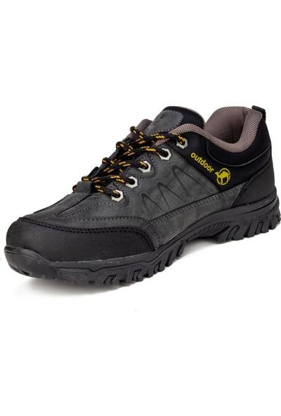 Texin Füme Erkek Kışlık Günlük Ayakkabı