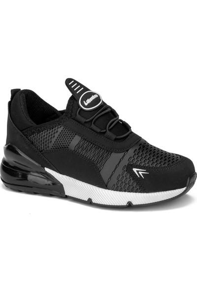 Lafonten Siyah Erkek Çocuk Ayakkabı
