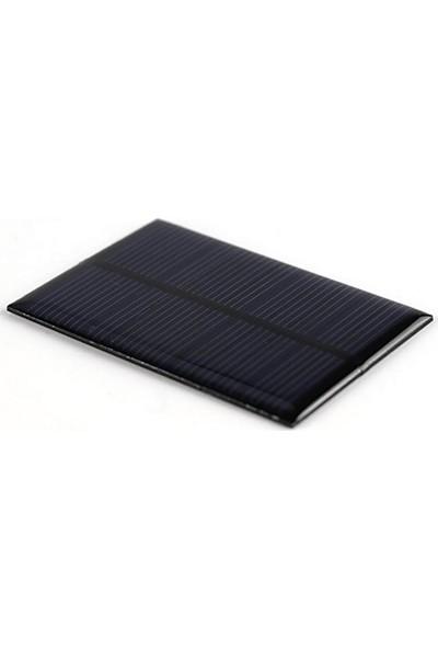 Bakay Güneş Pili Solar Panel Mono 6V 150mA