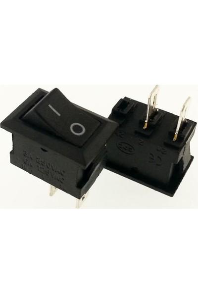 Bakay Mini S Işıksız Anahtar ON-OFF IC-125B