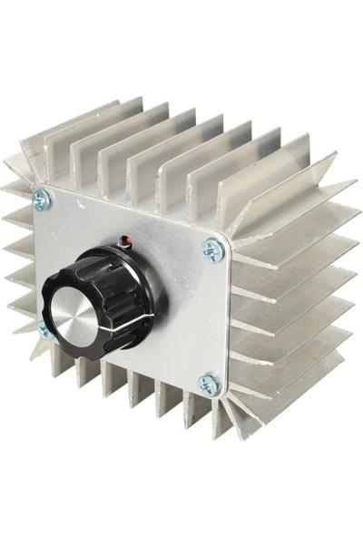 Bakay AC 220V 5000W Motor Dimmer Hız Kontrol Kartı