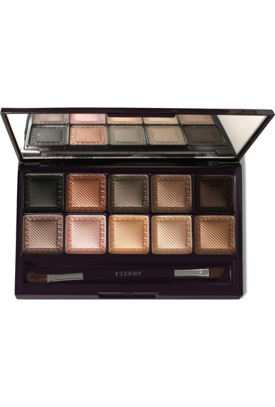 By Terry Eye Desıgner Palettes 1 - Smoky Nude