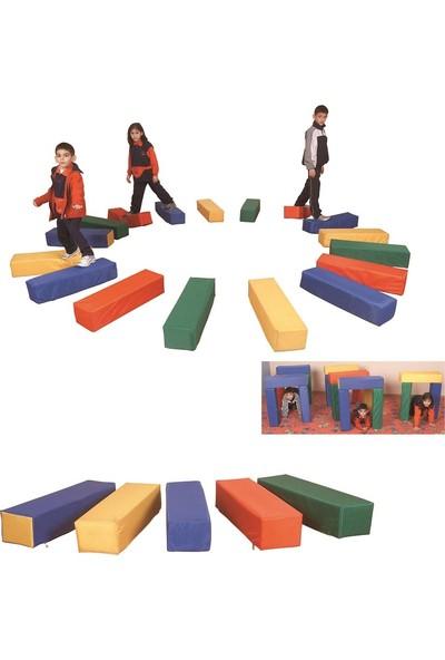 Sünger Eğitim Blokları Takımı