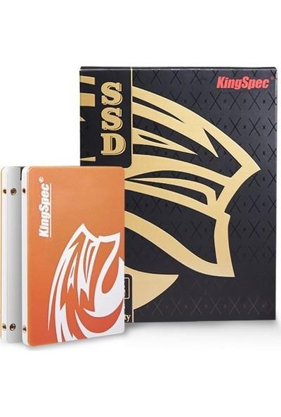 KingSpec P3-256 256GB 500MB-450MB/s 2.5 Sata SSD