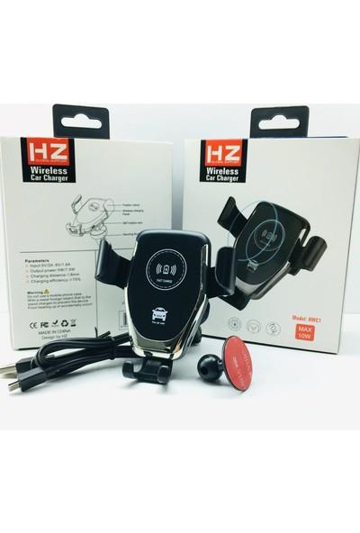 HWC Wireless Araç Tutucu Şarj