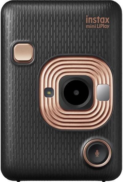 Instax Mini Liplay Hybrid Elegant Black Fotoğraf Makinesi