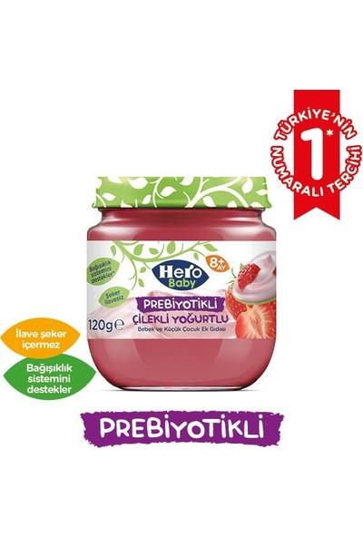 Hero Baby Prebiotikli Yoğurtlu Kavanoz Mama Paketi