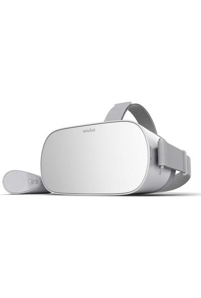 Oculus Go 64 GB All In One VR Sanal Gerçeklik Başlığı