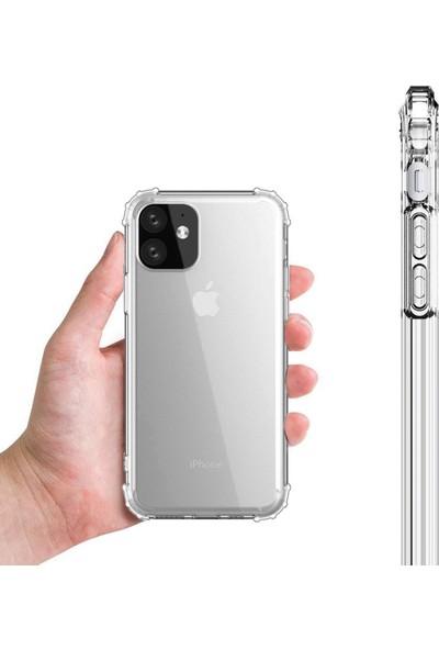 Buff Blogy Apple iPhone 11 Crystal Fit Kılıf Crystal Clear