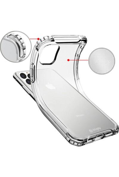 Buff Blogy Apple iPhone 11 Pro Max Crystal Fit Kılıf Crystal Clear