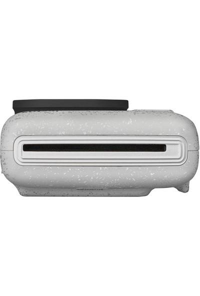 Instax Mini Liplay Hybrid Stone White Fotoğraf Makinesi