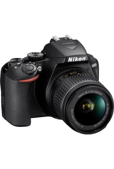 Nikon D3500 Af-P 18-55MM Vr 70-300MM Vr (Distribütör Garantili)
