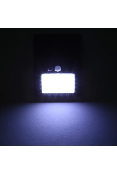 Triline Solar LED Güneş Enerjili Duvar Lambası 40 LED