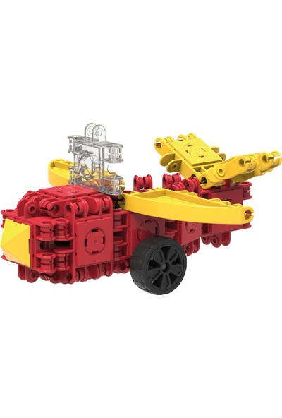 Clicformers Craft Set Red 25 Parça