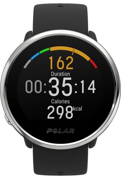 Polar Ignite Fitness Akıllı Saat Siyah - Gümüş