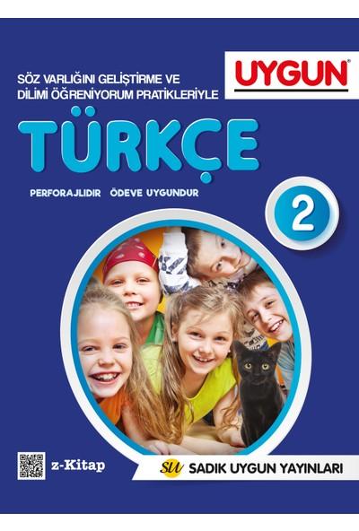Sadık Uygun 2.Sınıf Türkçe Soru Bankası