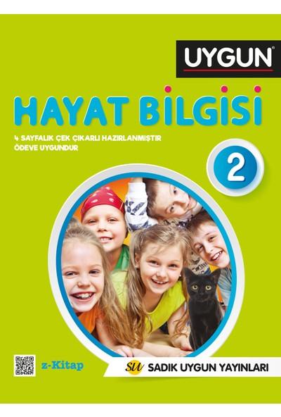 Sadık Uygun Yayınları 2.Sınıf Pratik Hayat Bilgisi