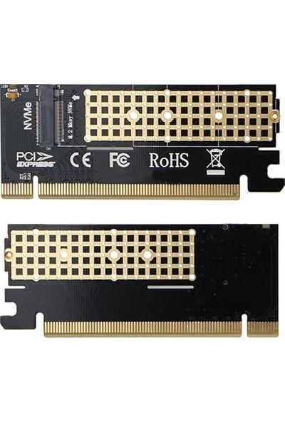 Platoon PCIE NVME M.2 SSD Pcıe X16 Genişletme Kartı