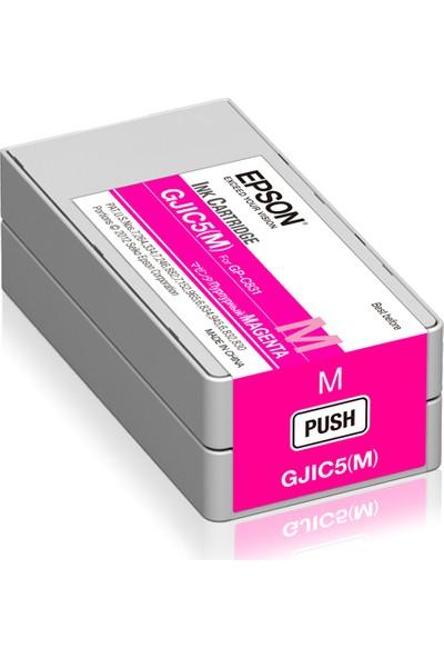 Epson GP-C831 GJIC5(M) Magenta Kartuş