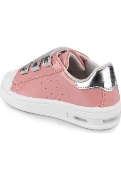 Kinetix Pembe Bebek Günlük Ayakkabı 100426022 9W Monty S 9Pr Pembe/Gumus