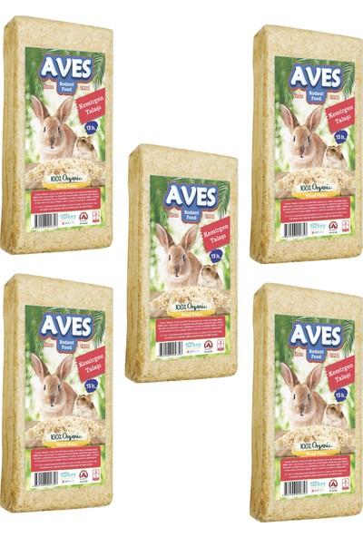 Aves Kemirgen Tavşan Hamster Ginepig Talaşı 15 l - 5 Adet