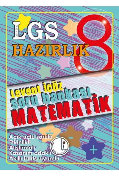 Levent İçöz Yayıncılık 8. Sınıf Matematik Soru Bankası - Levent İçöz