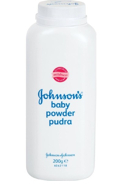 Johnson's Baby Pudra 200 gr 12'li Set