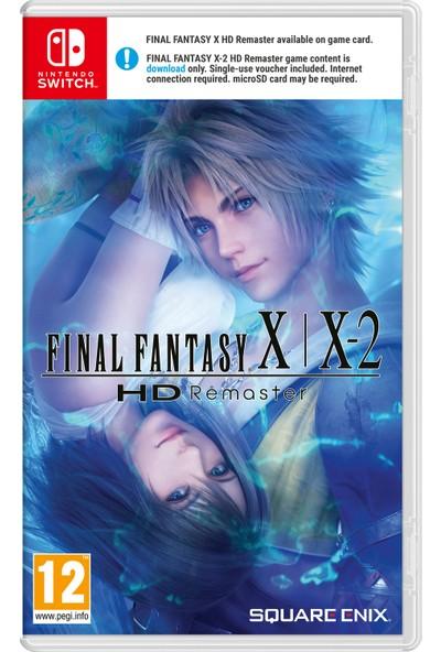 Final Fantasy X / X-2 Hd Remaster Switch Oyun (Resmi Distribütör Ürünü)