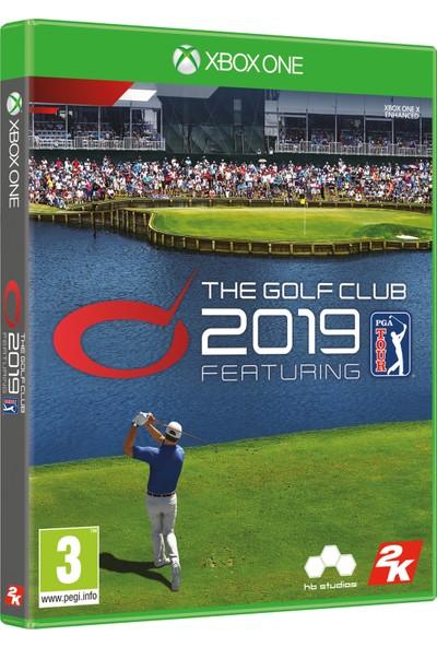 Golf Club 2019 Xbox One Oyun (Resmi Distribütör Ürünü)