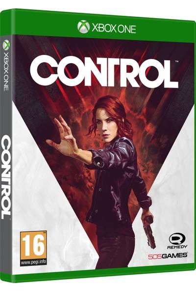 Control Xbox One Oyun (Resmi Distribütör Ürünü)