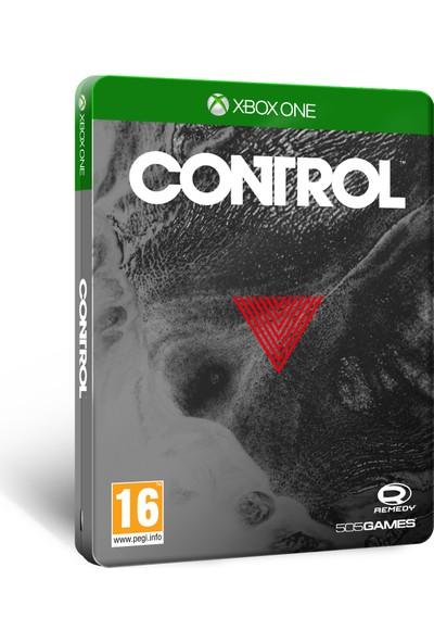 Control Deluxe Edition Xbox Oyun (Resmi Distribütör Ürünü)