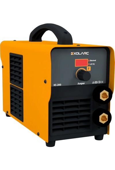 Kolarc Ks 270 Örtülü Elektrod (Mma) Kaynak Makineleri