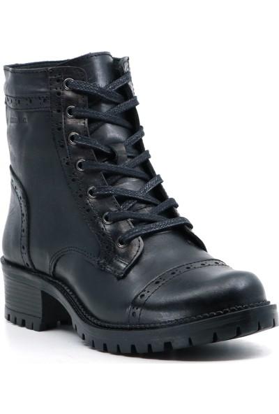 Hammer Jack Kadın Çocuk Postal Deri Bot Kışlık Bot Ayakkabı