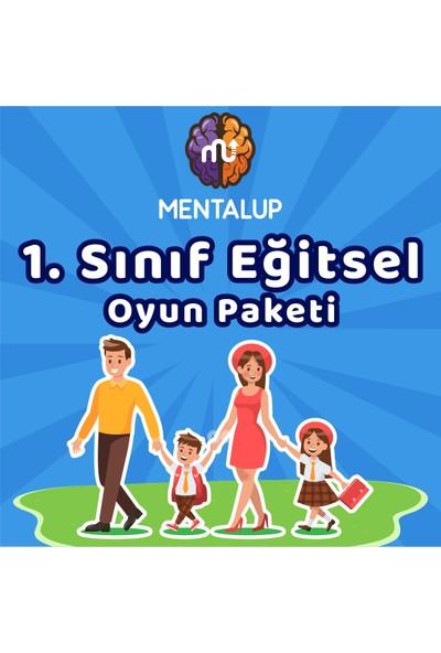 MentalUP 1. Sınıf Eğitsel Oyun Paketi