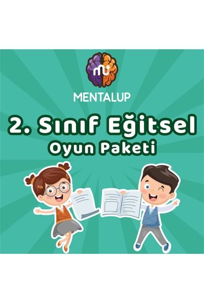 MentalUP 2. Sınıf Eğitsel Oyun Paketi