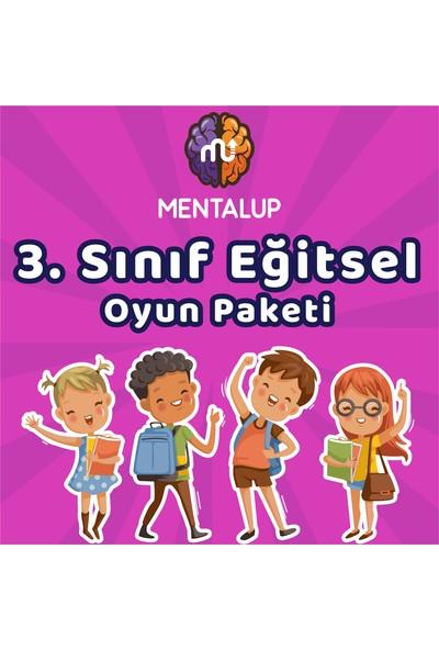 MentalUP 3. Sınıf Eğitsel Oyun Paketi